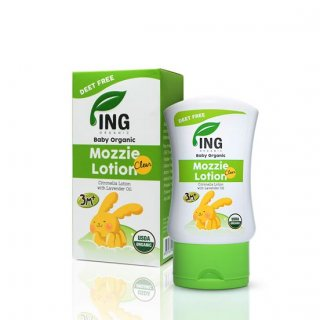 ING Organic Mozzie Clear Lotion 80ML