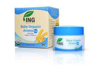 ING Organic Baby Aroma Rub