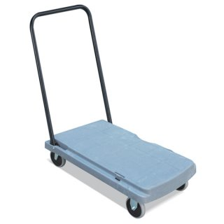 Triple Plastic Trolley AK A series