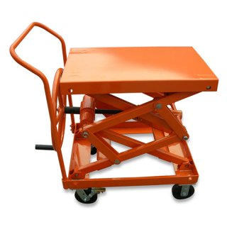Manual Scissor Lift Table MST series