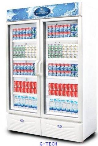 ตู้แช่เย็น SANDEN INTERCOOL รุ่น SPA-0903