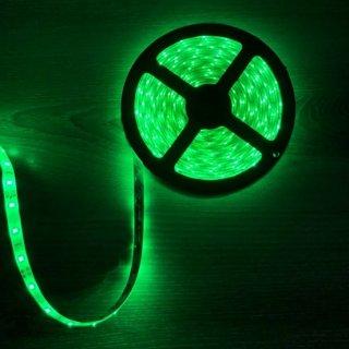 ไฟ LED แบบเส้น 12v รุ่น 2835 สีเขียว