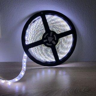 ไฟ LED แบบเส้น 12v รุ่น 2835 สีขาว