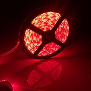 ไฟ LED แบบเส้น 12v รุ่น 2835 สีแดง