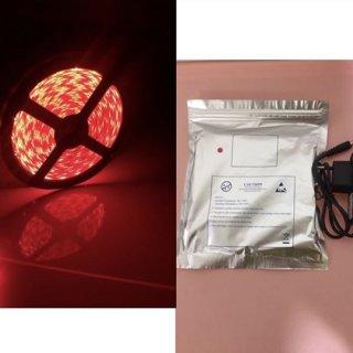 ชุดไฟ LED แบบเส้น 12v สีแดง รุ่น 2835
