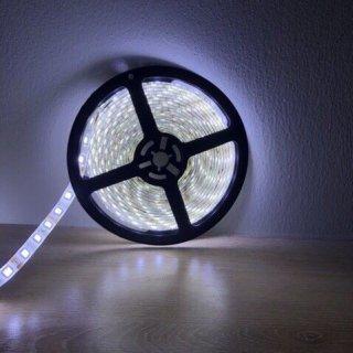 ไฟ LED แบบเส้น 12v สีขาว รุ่น 5050