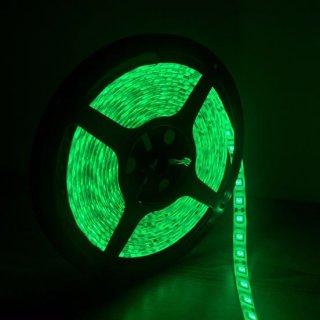 ไฟ LED แบบเส้น 12v สีเขียว รุ่น 5050