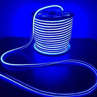 นีออนเฟล็กซ์ 220v 100 ม. สีน้ำเงิน