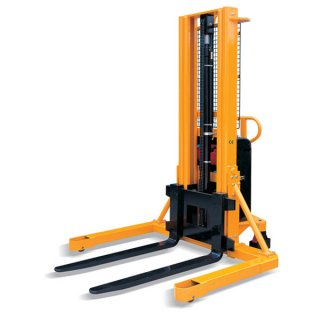 Semi Electric Stacker MW series