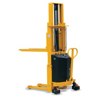 Semi Electric Stacker MS series