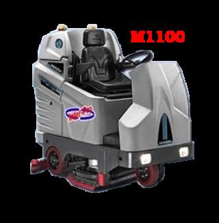 เครื่องขัดพื้นอัตโนมัติ รุ่น M1100