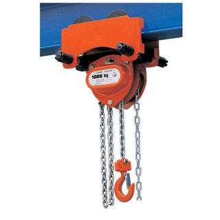Push/Geared Trolley Combination Hoist CN series