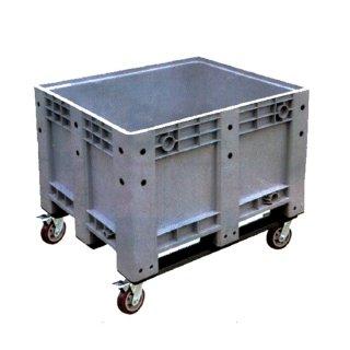 Mobile Gridding Cardboard Crate Trolley