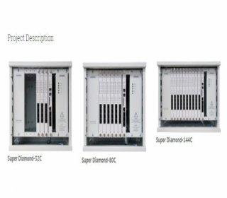 ตู้สาขาโทรศัพท์ IP PBX Super Diamond 64C,128C,256C