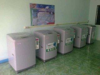 เครื่องซักผ้าหยอดเหรียญราคาถูก 10 kg จ เพชรบูรณ์
