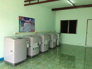 เครื่องซักผ้าหยอดเหรียญราคาถูก 10 kg จ นครราชสีมา