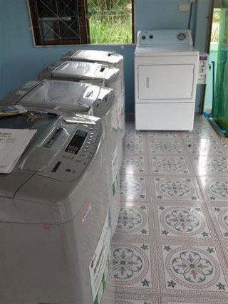 เครื่องซักผ้าหยอดเหรียญราคาถูก 10 kg จ บุรีรัมย์