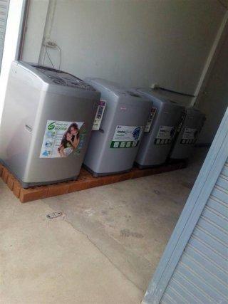 เครื่องซักผ้าหยอดเหรียญราคาถูก 9 kg จ ศรีสะเกษ