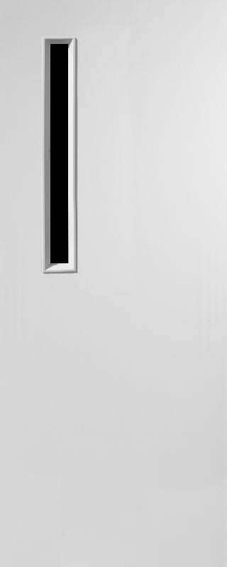 ประตูไฟเบอร์กลาส รุ่น FT1A