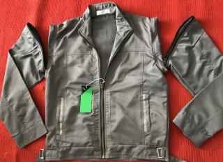 เสื้อแจ็คเก็ต ถอดแขนได้
