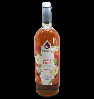 Pomona ไซรัป กลิ่นแอปเปิ้ล