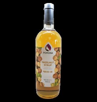 Pomona Syrup Hazelnut