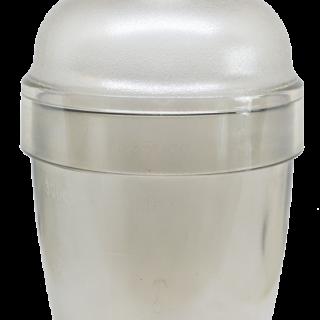 กระบอกเช็คพลาสติก 350 ml