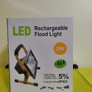 ชุดโคมไฟสปอร์ตไลท์ LED 20W
