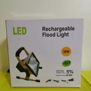 ชุดโคมไฟสปอร์ตไลท์ LED 30W