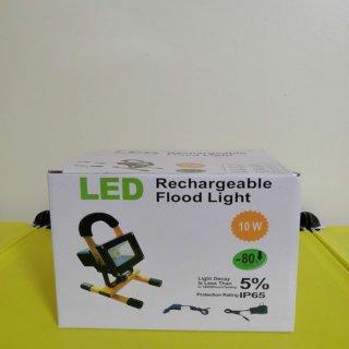 ชุดโคมไฟสปอร์ตไลท์ LED 10W
