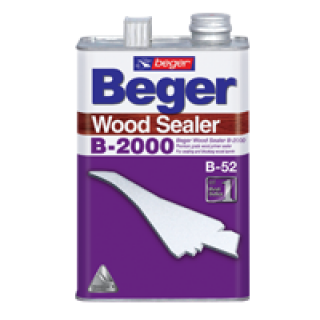 น้ำยารองพื้นกันยางไม้ B-2000