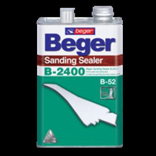 น้ำยารองพื้นไม้อุดร่องเสี้ยน B-2400