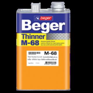 เบเยอร์ ทินเนอร์ เอ็ม-68