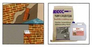 TUFF C FLEX 226 ซีเมนต์ทากันซึม 226 ชนิดยืดหยุ่น