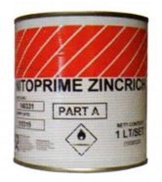 NITOPRIME ZINCRICH น้ำยารองพื้นประเภทสังกะสี