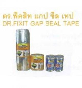 DR.FIXIT GAP SEAL TAPE เทปกาวกันซึม ชนิดบิทูเมน