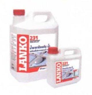 231 LANKO WEATHERPROOF น้ำยาทาป้องกันน้ำ