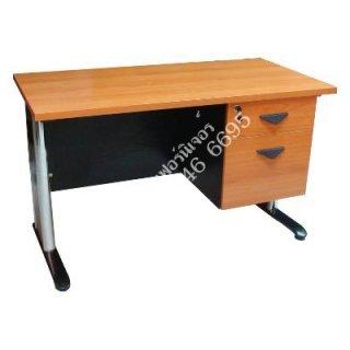 โต๊ะทำงานเมลามีน หนา 25mm.