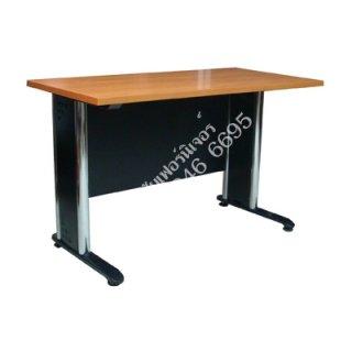 โต๊ะทำงาน (โล่ง) เมลามีน