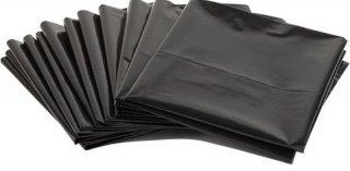 ถุงขยะสีดำ