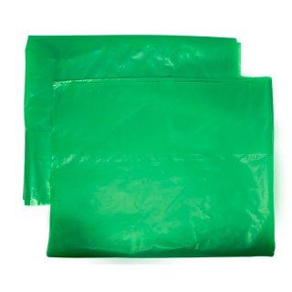 ถุงขยะสีเขียว