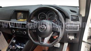 หุ้มพวงมาลัยเคฟล่าห์แท้ Mazda CX-5