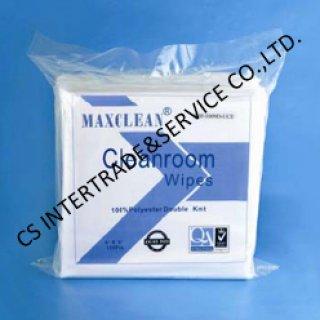 ผ้าคลีนรูมไร้ฝุ่น (Cleanroom Polyester Wiper)