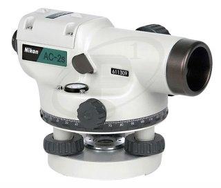 กล้องระดับ Nikon AC 2S กำลังขยาย 24 เท่า