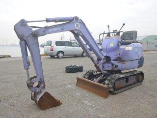 รถขุดขนาดเล็ก HITACHI  EX8-2B/SN:1AGP003378
