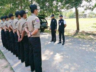 บริษัทรักษาความปลอดภัย นนทบุรี