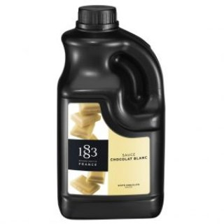 1883 White Chocolate Sauce 1 89 L