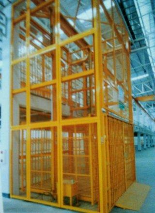 ลิฟท์อุตสาหกรรมไฮดรอลิค