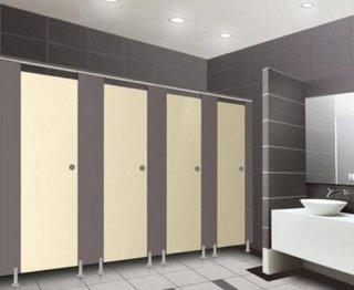 รับติดตั้งแผงกั้นห้องน้ำ