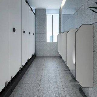 รับติดตั้งผนังกั้นห้องน้ำสำเร็จรูป